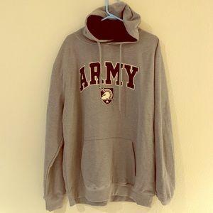 NCAA Army Knight Fleece Hoodie Men Size: XXL